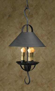 Primitive Hanging Queen s Lamp available online at countrystoreofgeneva comWOOD and METAL CHANDELIER Primitive Colonial Ceiling Light 3  . Primitive Colonial Light Fixtures. Home Design Ideas
