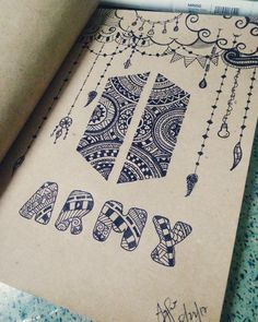 Pop Art Drawing, Dark Art Drawings, Kpop Drawings, Art Drawings Sketches Simple, Mandala Art Therapy, Mandala Art Lesson, Mandala Drawing, Easy Doodle Art, Doodle Art Journals