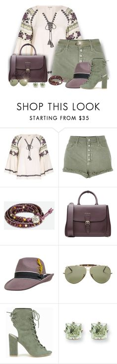 """""""Style It In A Peasant Top/Blouse! (Outfit Only)"""" by eula-eldridge-tolliver ❤ liked on Polyvore featuring SUNO New York, River Island, NOVICA, Burberry, Ray-Ban, Nly Shoes, Kevin Jewelers and 5.11 Tactical"""