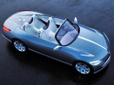 French Concept Cars: Renault Nepta Concept