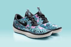 Sneakers to give your feet a vacation — literally.
