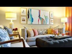 Ideias para renovar a decoração da casa gastando pouco