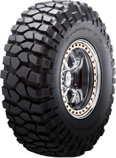 BF Goodrich Krawler™ T/A® KX Tire with Black Side Wall