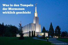 Joseph Harrison erzählt von persönlichen Erfahrungen im Tempel der Mormonen, um dadurch mit einigen Missverständnissen aufzuräumen. Johannes 3, Burj Khalifa, Kirchen, Willis Tower, Cn Tower, Building, Gods Plan, Gods Grace, Blessing