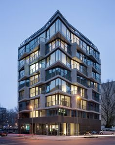Apartments Charlotte / Michels Architekturbüro--http://www.archdaily.com/547146/apartments-charlotte-michels-architekturburo/
