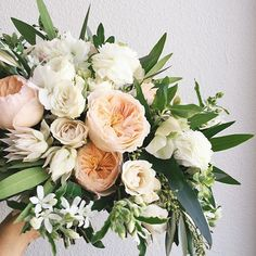 Bouquet making for what's sure to be an epic wedding tomorrow - can't wait to show you all some sneak peeks! Love my girls @mrshester @mvflorals @marthaclairefloral for all their help this week