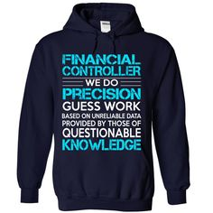 Awesome Shirt For Financial Controller T-Shirts, Hoodies. SHOPPING NOW ==►…