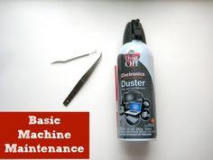 Machine Maintenance: Serger | The Sewing Loft