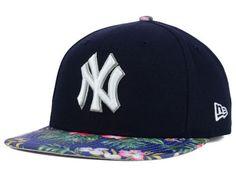 91e2c2b971b New Era New York Yankees Tropic Time Snapback Cap
