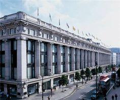 Selfridges named Best Department Store in the World