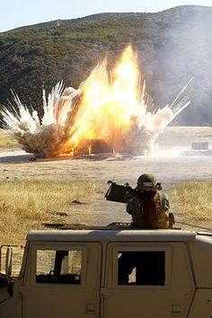 Rapid Detonation