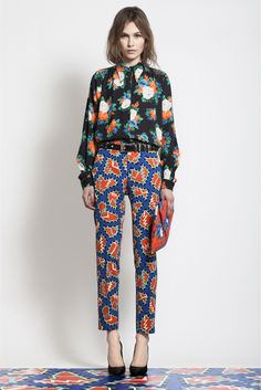 Color galore.  pinned by www.auntbucky.com  #color #fashion