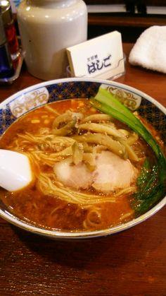 担々麺@はしご