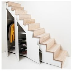 Schlafgalerie Treppe Andreas B. Schlafgalerie Treppe Andreas B. The post Schlafgalerie Treppe Andreas B. appeared first on Stauraum ideen. Staircase Storage, Stair Storage, Staircase Design, Stair Design, Stairs With Storage, Closet Storage, Staircase Ideas, Ladder Storage, Open Stairs