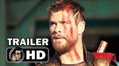 THOR 3: RAGNAROK Official Trailer #1 (2017) Chris Hemsworth Marvel Movie HD
