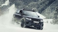 Spectre: Range Rover Sport SVR - Land Rover