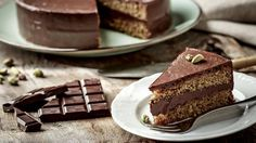 """Masz ochotę na sycylijskie ciasto pistacjowe """"Bronte""""? Przepis znajdziesz tylko w Kuchni Lidla! Sprawdź koniecznie!"""