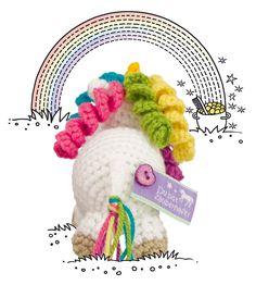 Elli Einhorn Baby Mobile, Crochet Hats, Knitting, Fun, Gifts, Gift Ideas, Craft, Amigurumi, Manualidades