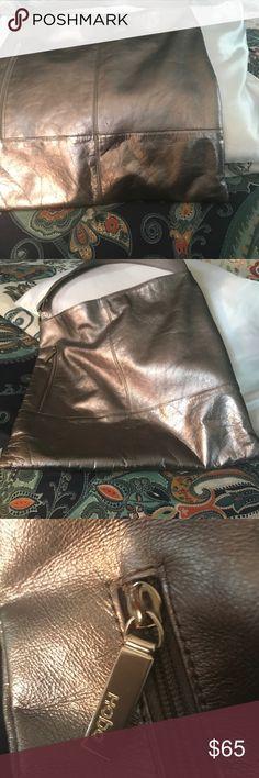 Hobo purse Nicely worn leather HOBO Bags Hobos