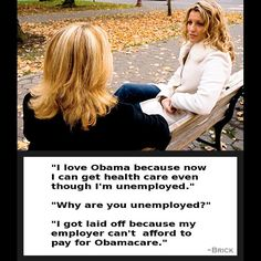 Obamacare - only the LIBERALS think this is logical!