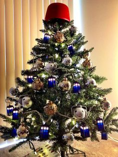 Doctor Who Christmas Tree | Doctor? Doctor Who!? | Pinterest ...
