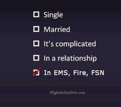 Relationship with a paramedic