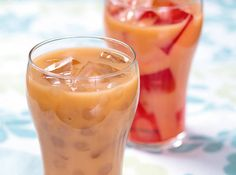 Have a taste of authentic Thai iced tea prepared in your own home.