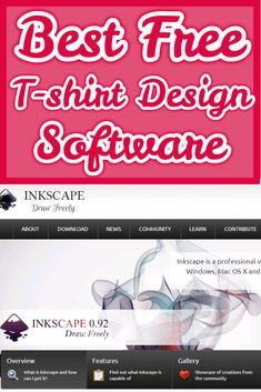 What is the best t shirt design software? We take a deep look at Adobe Illustrator for designing t shirts. Is this the best option for you? T Shirt Design Software, Free Design Software, Free T Shirt Design, Best T Shirt Designs, Tshirt Business, Business Tips, Adobe Illustrator, Cricut Iron On Vinyl, Cricut Tutorials