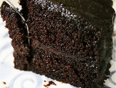 1 pkg. (4 oz.) BAKER'S Unsweetened Chocolate   1-¾ cups sugar, divided   ½ cup water   1-⅔ cups flour   1 tsp. baking soda   ¼ tsp. sal...
