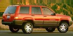 1997 Jeep Grand Cherokee Laredo 4Door 4Wheel Drive Stone White CC *** You can find more details by visiting the image link.