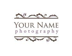 Photography Logo & Watermark idea