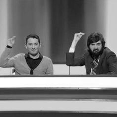 joe wilkinson | Tumblr. Ps. I also love Jon!!(the guy next to Joe.lol) Uk Comedians, English Comedians, Comedy Show, Stand Up Comedy, Jon Richardson, 8 Out Of 10 Cats, Mock The Week, Live At The Apollo, Jimmy Carr