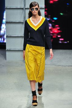 Band of Outsiders | Spring 2014 Ready-to-Wear Collection | Style.com