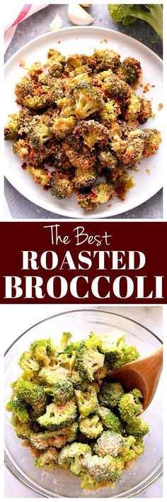 the best garlic Parmesan roasted broccoli1 Garlic Parmesan Roasted Broccoli Recipe