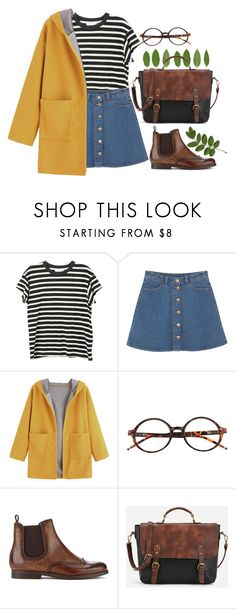 """""""Sans titre #156"""" by starlightjujub ❤ liked on Polyvore featuring The Great, Monki and H by Hudson"""