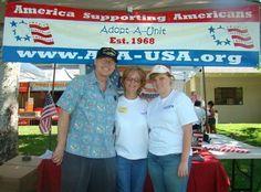 Karen Vipperman with Howard Vipperman in La Habra Heights