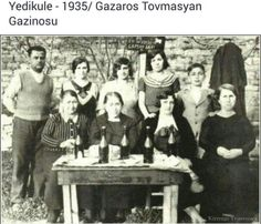 Gazaros Tovmasyon Gazinosu  Yedikule (1935)#istanlook #nostalji #birzamanlar