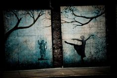 106 of the most beloved Street Art Photos--makes me even more aware of how disappointingly uncreative I am.
