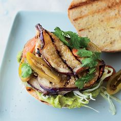 ... Pinterest | Meatless Monday, Grilled Vegetables and Grilled Eggplant
