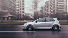 Volkswagen MK7 Golf R. #VW #Volkswagen #MK7 #Golf #GTI #R #Automotive #Car #Transportation #Vancouver #Canada