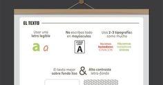 Guía para diseñar presentaciones exitosas. #infografía | School and International relations