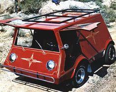 Custom Van.