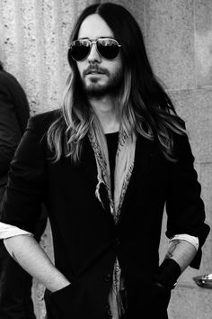Jared in Paris 2014 #JaredLeto #JL