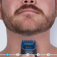 5 Hacks For People With Beards // #hacks #beards #shaving #nifty