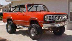 Dodge Ramcharger 4 X 4