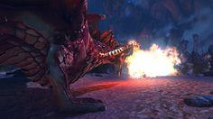 Neverwinter Introduces Playable Dragon Race