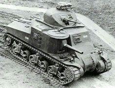 "M3, "" Lee ""medium tank"