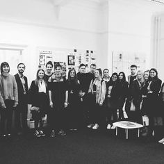 It was a pleasure to have some second year students of Graphic Design stop by from Northumbria University today. Here they are with our very own Northumbria University graduates! 👌 • • • #yousayjump #wesayhowhigh #graphicdesign #newcastle #creativity #studio #inspiration #webdesign #website #graphicdesign #design #branding #ux #userexperience #development #tech  #students #northumbriauni #northumbria #graphicdesigner #university