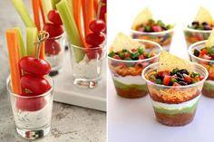 Quem gosta de receber amigos em casa e dar festas sabe que finger foods é a melhor opção. Veja 5 maneiras de servi-la!