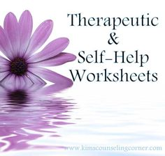 Tons Therapy and Self-Help worksheets! kimscounselingcor… therapy activit… Tons Therapy and Self-Help worksheets! Counseling Worksheets, Counseling Activities, Therapy Activities, Group Activities, Cbt Worksheets, Cognitive Behavioral Therapy Worksheets, Self Esteem Worksheets, Social Activities, Worksheets